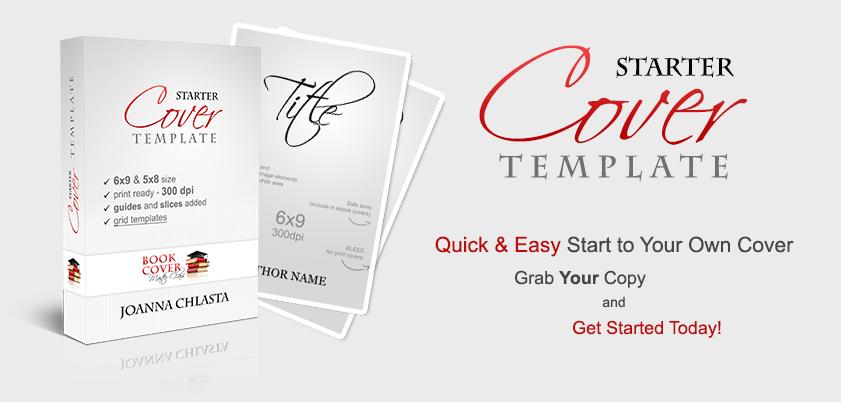 Starter Cover Template Kit